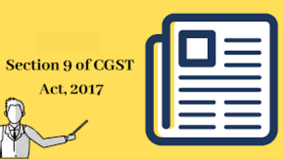 The act to come into action fro changes in section 140 of CGST
