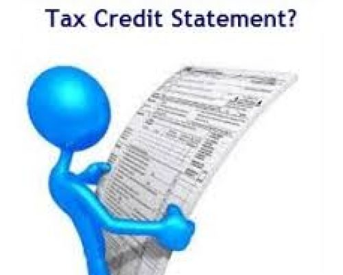 Get your access form 26s tax credit statement